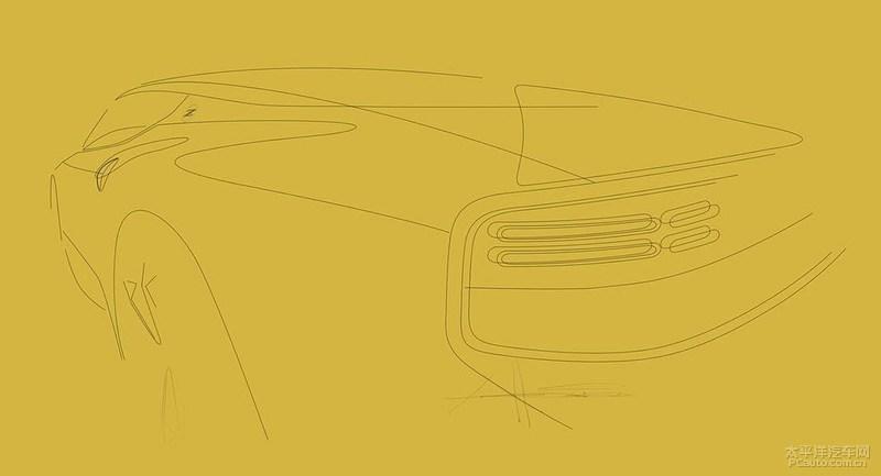 日产全新Z系列跑车最新预告09月16日首发
